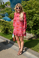 Ellie Harrison<br /> at the Chelsea Flower Show 2018, London<br /> <br /> ©Ash Knotek  D3402  21/05/2018