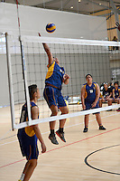 Wellington Secondary Schools Junior Volleyball Tournament at ASB Center, Wellington, New Zealnad on Friday 9th November 2012<br />