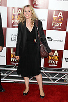 Julie Delpy at Film Independent's 2012 Los Angeles Film Festival Premiere of 'To Rome With Love' at Regal Cinemas L.A. LIVE Stadium 14 on June 14, 2012 in Los Angeles, California. &copy;&nbsp;mpi21/MediaPunch Inc. NORTEPHOTO.COM<br />