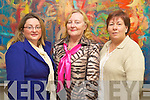 Pictured at the Irish Rural Dwellers Association AGM in Fels Point hotel on Monday night were Caroline Burke, Bridget O'Connor and Bernie Sweeney.......****NO REPRODUCTION FEE*****NO REPRODUCTION FEE**..   Copyright Kerry's Eye 2008