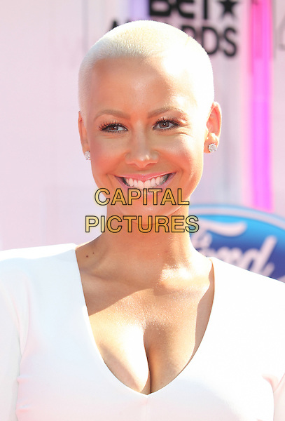 Los Angeles, CA - June 29:  Amber Rose attends the 2014 BET Awards at The Nokia Theatre  in Los Angeles, California on June 29, 2014.  <br /> CAP/MPI/RTNUPA<br /> &copy;RTNUPA/MediaPunch/Capital Pictures