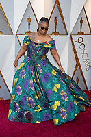 Whoopi Goldberg arrives on the red carpet of The 90th Oscars&reg; at the Dolby&reg; Theatre in Hollywood, CA on Sunday, March 4, 2018.<br /> *Editorial Use Only*<br /> CAP/PLF/AMPAS<br /> Supplied by Capital Pictures