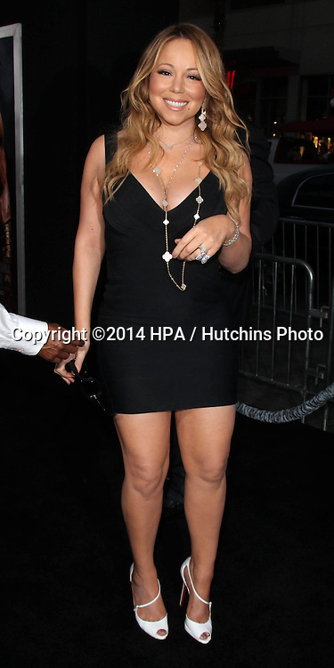 "LOS ANGELES - JUL 23:  Mariah Carey at the ""Hercules"" Los Angeles Premiere at the TCL Chinese Theater on July 23, 2014 in Los Angeles, CA"