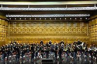 Upter.Inaugurazione XXIV anno accademico dell'università popolare di Roma.Banda musicale dell'esercito.