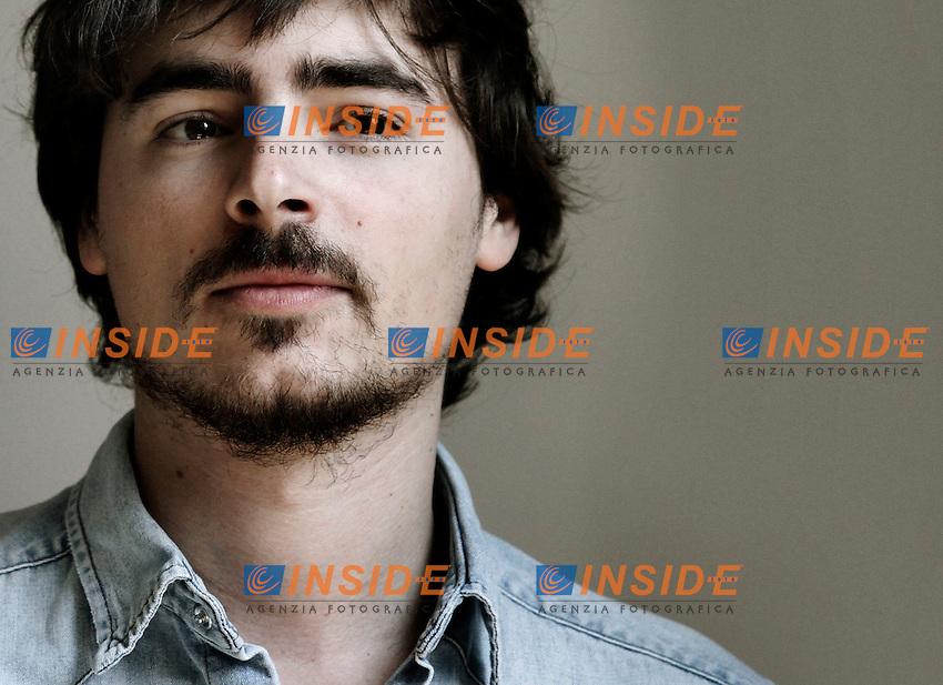 Edoardo Natoli.Roma 26/03/2012 Photo Call del film Romanzo di una Strage.Foto Serena Cremaschi Insidefoto