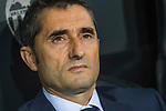 Coach Luis Ernesto Valverde Tejedor of FC Barcelona prior to the La Liga 2017-18 match between Valencia CF and FC Barcelona at Estadio de Mestalla on November 26 2017 in Valencia, Spain. Photo by Maria Jose Segovia Carmona / Power Sport Images