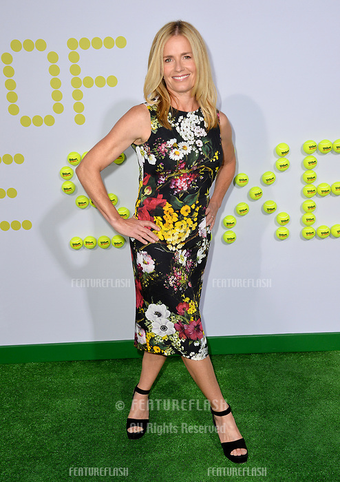 Elisabeth Shue at the premiere for &quot;Battle of the Sexes&quot; at the Regency Village Theatre, Westwood, Los Angeles, USA 16 September  2017<br /> Picture: Paul Smith/Featureflash/SilverHub 0208 004 5359 sales@silverhubmedia.com