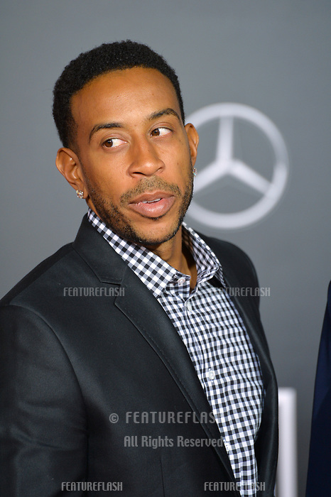 Ludacris at the world premiere for &quot;Justice League&quot; at The Dolby Theatre, Hollywood. Los Angeles, USA 13 November  2017<br /> Picture: Paul Smith/Featureflash/SilverHub 0208 004 5359 sales@silverhubmedia.com
