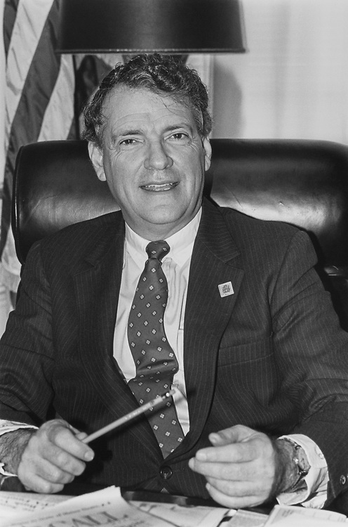 Rep. Charles H. Taylor, R-N.C., in February 1991. (Photo by Laura Patterson/CQ Roll Call)