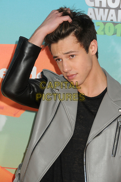 12 March 2016 - Inglewood, California - Cameron Dallas. 2016 Nickelodeon Kids' Choice Awards held at The Forum.  <br /> CAP/ADM/BP<br /> &copy;BP/ADM/Capital Pictures