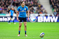 Carlo Canna ( Italie ) <br /> Parigi Saint Denis 06-02-2016 Rugby Trofeo 6 Nazioni 2016 Francia Italia Foto Pestellini/Panoramic/Insidefoto