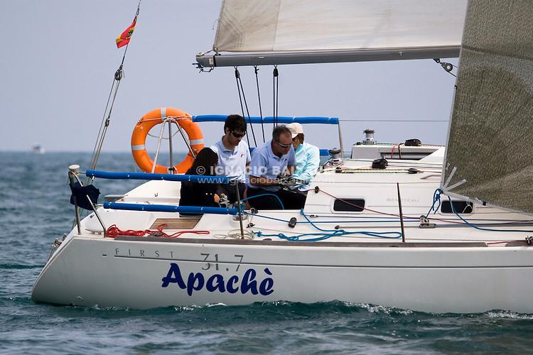 Regata Trofeo Nautilus - Puerto Deportivo Pobla Marina - 29/3/2008