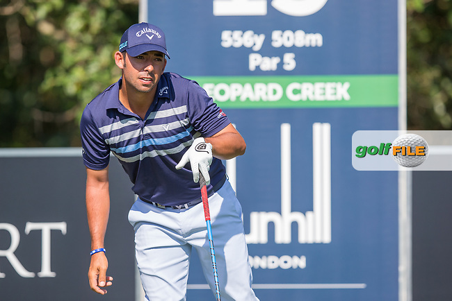 Pablo Larrazabal (ESP) during the 1st round of the Alfred Dunhill Championship, Leopard Creek Golf Club, Malelane, South Africa. 13/12/2018<br /> Picture: Golffile | Tyrone Winfield<br /> <br /> <br /> All photo usage must carry mandatory copyright credit (© Golffile | Tyrone Winfield)