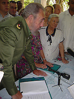Photo File/ HAVANA, CUBA NOVEMBER 11, 2002:<br />