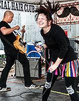Black Cock playing at Peelander Fest during SXSW 2012 in Austin, TX.