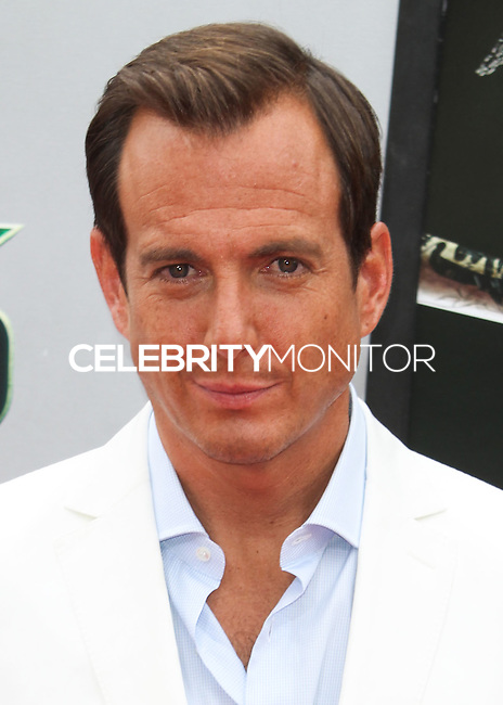 WESTWOOD, LOS ANGELES, CA, USA - AUGUST 03: Will Arnett at the Los Angeles Premiere Of Paramount Pictures' 'Teenage Mutant Ninja Turtles' held at Regency Village Theatre on August 3, 2014 in Westwood, Los Angeles, California, United States. (Photo by Celebrity Monitor)