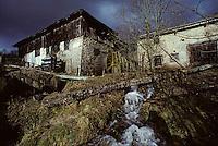 Europe/France/Auvergne/63/Puy-de-Dôme/Parc Naturel Régional du Livradois-Forez/Env. d'Ambert: Moulin