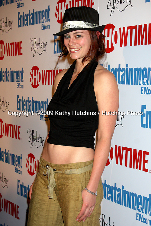 "Cassidy Freeman  arriving at the ""The L Word"" Final Season Premiere at Cafe LaBoheme in West Hollywood, CA  on.March 3, 2009.©2009 Kathy Hutchins / Hutchins Photo...                ."
