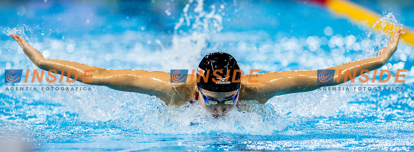 IKEE Rikako JPN<br /> Women's 100m Butterfly<br /> 13th Fina World Swimming Championships 25m <br /> Windsor  Dec. 10th, 2016 - Day05 Heats<br /> WFCU Centre - Windsor Ontario Canada CAN <br /> 20161210 WFCU Centre - Windsor Ontario Canada CAN <br /> Photo &copy; Giorgio Scala/Deepbluemedia/Insidefoto