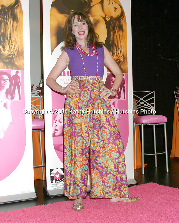 """Mackenzie Phillips.""""Valley of the Dolls"""" All Star Reading .Renberg Theater.Los Angeles, CA.June 9, 2006.©2006 Kathy Hutchins / Hutchins Photo...."""