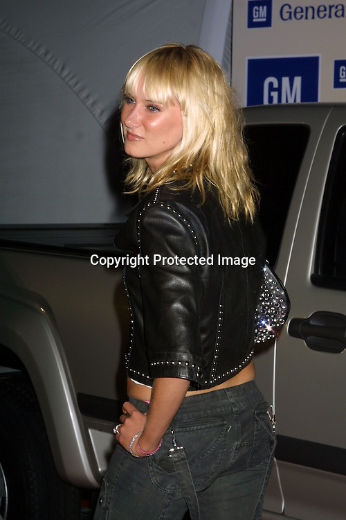 ©2003 KATHY HUTCHINS/ HUTCHINS PHOTO.TEN - A GM PARTY .LOS ANGELES, CA.MARCH 18, 2003.KIMBERLY STEWART