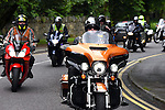 31-5-2015: Hundreds of bikers from all over Europe take part in the annual Ireland Bikefest parade through the streets of Killarney in County Kerry on Sunday.<br /> Picture by Don MacMonagle
