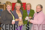 Pictured at the open evening at Ballyspillane Community Centre, Killarney on Wednesday night were Eileen Harrington, Noreen O'Donoghue, Maeve Tuohy and Teresa McCarthy.