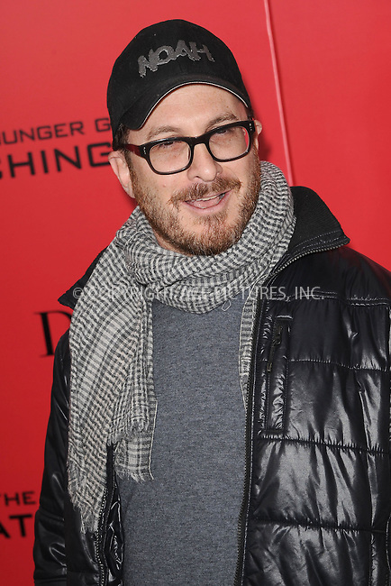 WWW.ACEPIXS.COM<br /> November 20, 2013...New York City<br /> <br /> Darren Aronofsky attends a premiere of 'The Hunger Games: Catching Fire' on November 20, 2013 in New York City.<br /> <br /> Byline: Kristin Callahan/Ace Pictures<br /> <br /> ACE Pictures, Inc.<br /> tel: 646 769 0430<br />       212 243 8787<br /> e-mail: info@acepixs.com<br /> web: http://www.acepixs.com