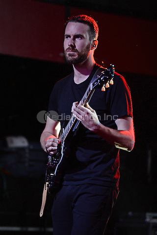 FORT LAUDERDALE FL - JUNE 09: Noah Feldshuh of X Ambassadors performs at Revolution on June 9, 2016 in Fort Lauderdale, Florida. Credit: mpi04/MediaPunch
