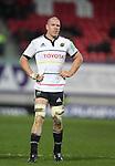 Paul O'Connell.Heineken Cup.Scarlets v Munster.Parc y Scarlets.10.12.11.©Steve Pope