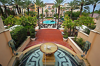 EUS- Loews Portofino Bay Hotel at Universal Theme Park - Exterior and Pools, Orlando FL 6 15