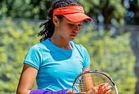 Hilversum, Netherlands, August 9, 2017, National Junior Championships, NJK, Amalia Stuger<br /> Photo: Tennisimages/Henk Koster