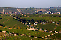 Vineyard. Domaine de la Perriere, Sancerre, Loire, France