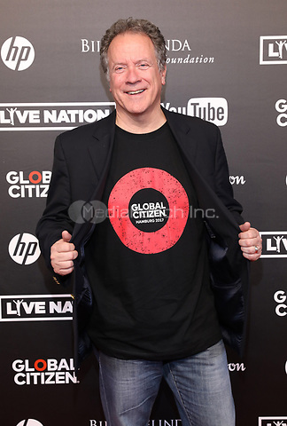 David Beasley, executive director of the UN World Food Programme arrives to the first Global Citizen Festival Concert in Hamburg, Germany, 06 July 2017. The G20 Summit of the heads of government and state takes place on 7 and 8 July 2017 in Hamburg. Photo: Georg Wendt/dpa /MediaPunch ***FOR USA ONLY***