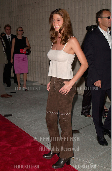 Actress SHANNON ELIZABETH at the world premiere, in Los Angeles, of Loser.