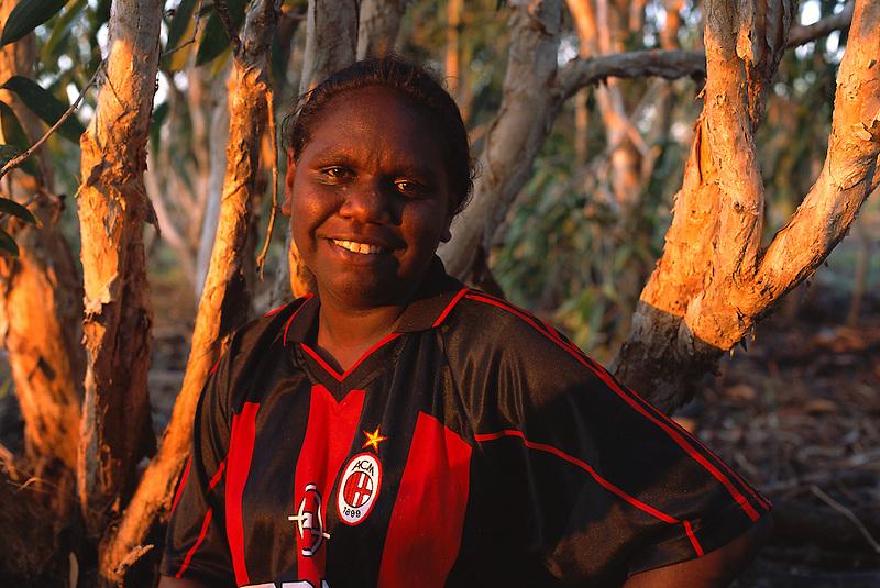Katherine Yunkaporta, Aurukun, Cape York Peninsula.
