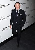 08 January 2020 - New York, New York - Daniel Craig at the National Board of Review Annual Awards Gala, held at Cipriani 42nd Street. Photo Credit: LJ Fotos/AdMedia