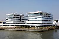 Kantoor van Jumbo in Rotterdam, aan de Maas