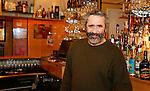 20080109 - France - Aquitaine - Pau<br /> PORTRAITS DE DIMITRI THEODORAKOPOULOS, SOUTIEN DE MARTINE LIGNIERES-CASSOU (PS) POUR LES ELECTIONS MUNICIPALES DE PAU EN 2008.<br /> Ref : DIMITRI_THEODORAKOPOULOS_002.jpg - © Philippe Noisette.