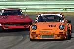 Joe Hish races his 1973 Porsche 911 IROC at the Kohler International Challenge with Brian Redman, 2006<br /> <br /> Please contact me for full-size images.<br /> <br /> For non-editorial usage, releases are the responsibility of the licensee.