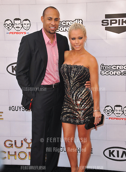 Kendra Wilkinson & Hank Baskett at Spike TV's 2012 Guys Choice Awards  at Sony Studios, Culver City, CA..June 3, 2012  Los Angeles, CA.Picture: Paul Smith / Featureflash