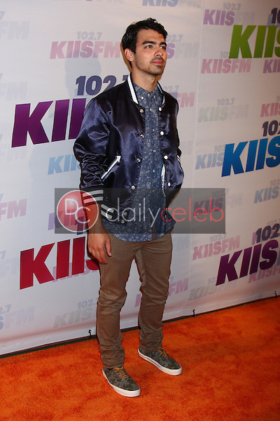 Joe Jonas<br /> at the 2013 Wango Tango concert produced by KIIS-FM, Home Depot Center, Carson, CA 05-11-13<br /> David Edwards/DailyCeleb.Com 818-249-4998