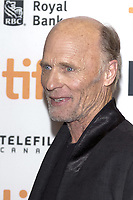 www.acepixs.com<br /> <br /> September 10 2017, Toronto<br /> <br /> Ed Harris arriving at the premiere of 'Mother!' during the 42nd Toronto International Film Festival, at the Princess of Wales Theatre on September 10 2017 in Toronto, Canada<br /> <br /> By Line: Famous/ACE Pictures<br /> <br /> <br /> ACE Pictures Inc<br /> Tel: 6467670430<br /> Email: info@acepixs.com<br /> www.acepixs.com