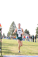 Ohio University Cross Country team at the 2010 MAC Cross Country Championships. October 30, 2010