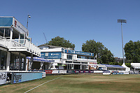General view of the ground ahead of Essex CCC vs Somerset CCC, Specsavers County Championship Division 1 Cricket at The Cloudfm County Ground on 26th June 2018