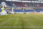 10.02.2018, HDI Arena, Hannover, GER, 1.FBL, Hannover 96 vs SC Freiburg<br /> <br /> im Bild<br /> neuer Rasen / Spielrasen in HDI Arena, Feature, <br /> <br /> Foto &copy; nordphoto / Ewert
