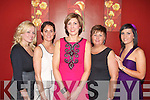 CERTIFICATE AWARDS: Attending the certificate awards night from the Gemma Knightly beauty college and salon, Dingle Road, Tralee in the Earl of Desmond hotel, Tralee last Friday
