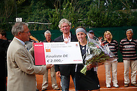 18-8-07, Amsterdam, Tennis, Nationale Tennis Kampioenschappen 2007, Runner up Chayenne Ewijk