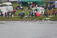 Race: 74  Event: J15 4x+   Final A <br /> <br /> Junior Inter Regional Regatta 2018<br /> <br /> To purchase this photo, or to see pricing information for Prints and Downloads, click the blue 'Add to Cart' button at the top-right of the page.