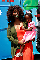 """LOS ANGELES - AUG 10:  Glozell Green at the """"The Angry Birds Movie 2"""" at the Village Theater on August 10, 2019 in Westwood, CA"""
